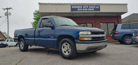 2002 Chevrolet Silverado 1500 for sale at Guidance Auto Sales LLC in Columbia TN