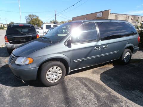 2006 Chrysler Town and Country for sale at A-Auto Luxury Motorsports in Milwaukee WI