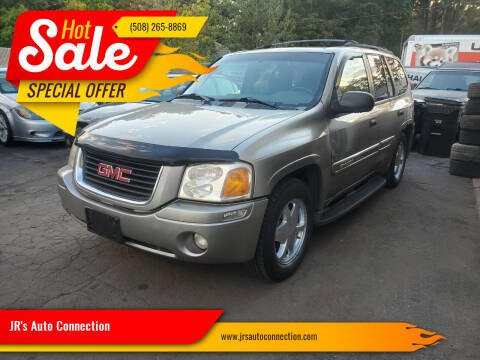 2002 GMC Envoy for sale at JR's Auto Connection in Hudson NH
