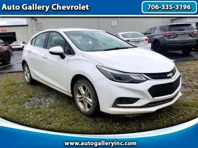 2018 Chevrolet Cruze for sale at Auto Gallery Chevrolet in Commerce GA