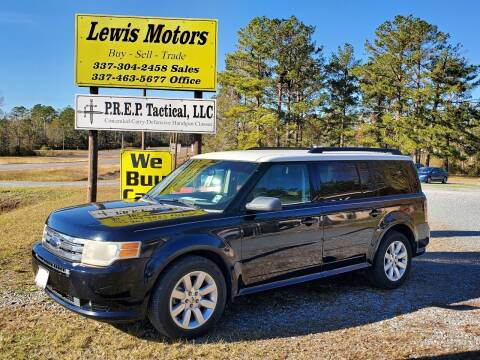 2009 Ford Flex for sale at Lewis Motors LLC in Deridder LA