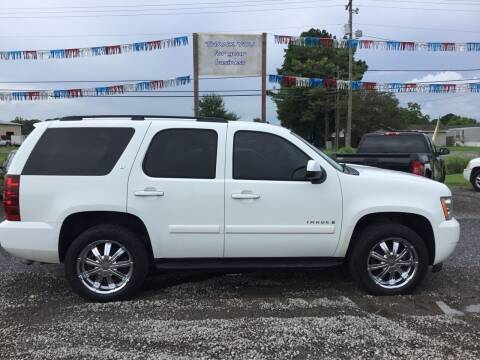 2008 Chevrolet Tahoe for sale at Affordable Autos II in Houma LA