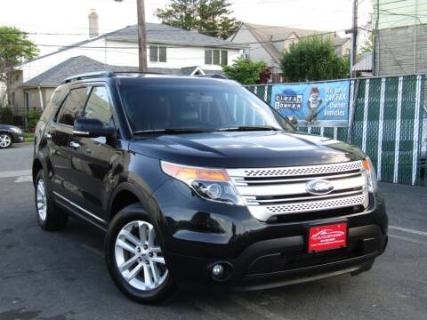 2014 Ford Explorer for sale at The Auto Network in Lodi NJ