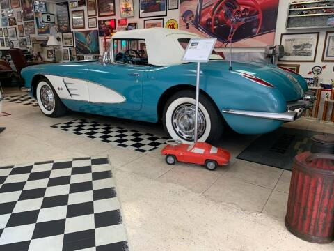 1960 Chevrolet Corvette for sale at A & A Classic Cars in Pinellas Park FL