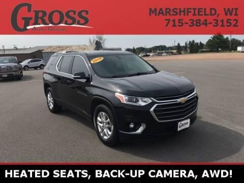 2018 Chevrolet Traverse for sale at Gross Motors of Marshfield in Marshfield WI