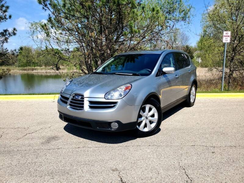 2006 Subaru B9 Tribeca for sale at Excalibur Auto Sales in Palatine IL