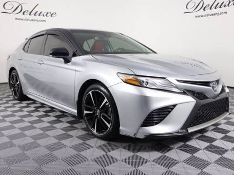 2019 Toyota Camry for sale at DeluxeNJ.com in Linden NJ
