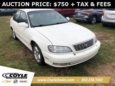 2000 Cadillac Catera for sale at COYLE GM - COYLE NISSAN in Clarksville IN
