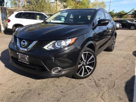 2017 Nissan Rogue Sport for sale at EUROPEAN AUTO EXPO in Lodi NJ
