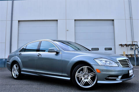 2013 Mercedes-Benz S-Class for sale at Chantilly Auto Sales in Chantilly VA