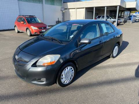 2007 Toyota Yaris for sale at Vista Auto Sales in Lakewood WA