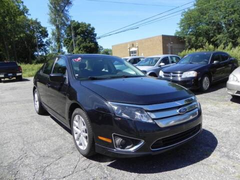 2012 Ford Fusion for sale at Quality Auto Today in Kalamazoo MI