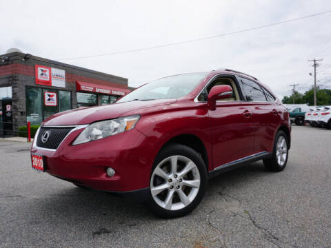 2010 Lexus RX 350 for sale at AutoCredit SuperStore in Lowell MA
