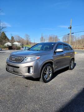 2015 Kia Sorento for sale at Sussex County Auto & Trailer Exchange -$700 drives in Wantage NJ