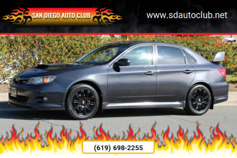 2009 Subaru Impreza for sale at San Diego Auto Club in Spring Valley CA