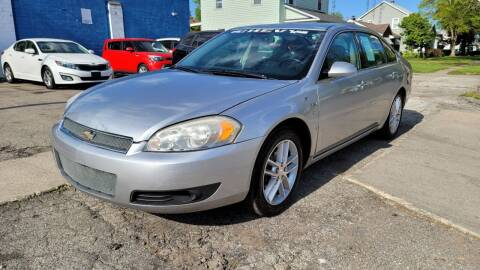 2008 Chevrolet Impala for sale at M & C Auto Sales in Toledo OH