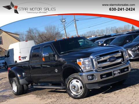 2016 Ford F-350 Super Duty for sale at Star Motor Sales in Downers Grove IL