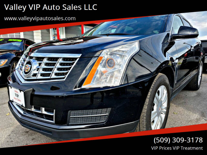 2013 Cadillac SRX for sale at Valley VIP Auto Sales LLC in Spokane Valley WA