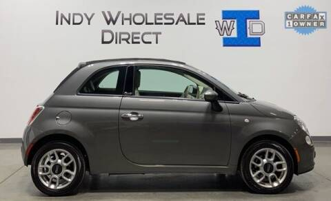 2013 FIAT 500c for sale at Indy Wholesale Direct in Carmel IN