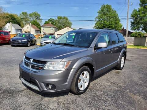 2012 Dodge Journey for sale at Samford Auto Sales in Riverview MI
