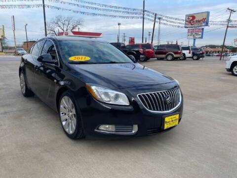 2011 Buick Regal for sale at Russell Smith Auto in Fort Worth TX