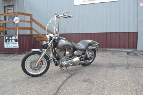 2001 Harley-Davidson FXD for sale at Dave's Auto Sales in Winthrop MN