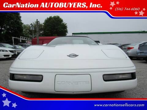 1991 Chevrolet Corvette for sale at CarNation AUTOBUYERS, Inc. in Rockville Centre NY