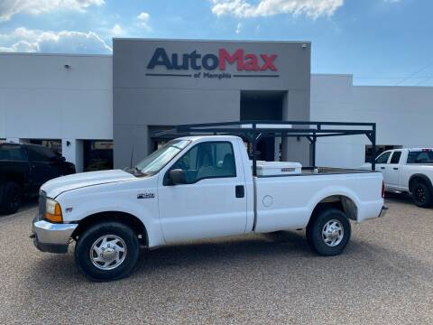 2000 Ford F-250 Super Duty for sale at AutoMax of Memphis in Memphis TN