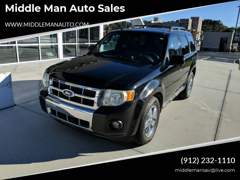 2009 Ford Escape for sale at Middle Man Auto Sales in Savannah GA
