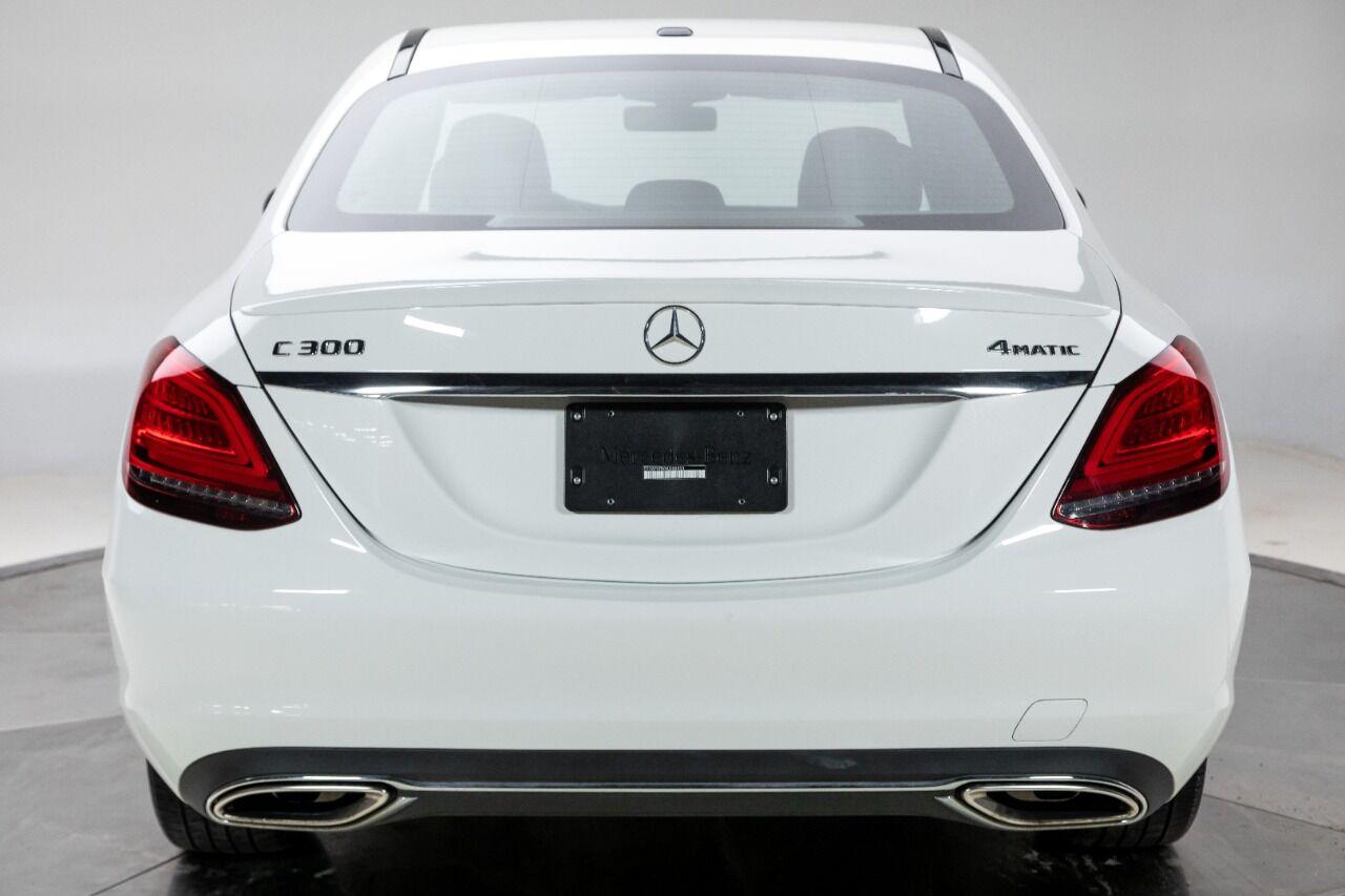 2019 Mercedes-Benz C-Class 8