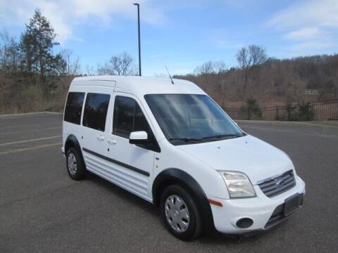 2013 Ford Transit Connect for sale at Tri Town Truck Sales LLC in Watertown CT