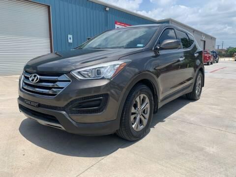 2014 Hyundai Santa Fe Sport for sale at Dream Lane Motors in Euless TX