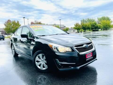 2015 Subaru Impreza for sale at Bargain Auto Sales LLC in Garden City ID