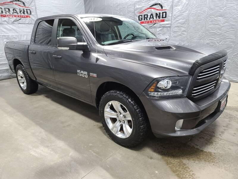 2017 RAM Ram Pickup 1500 for sale at GRAND AUTO SALES in Grand Island NE