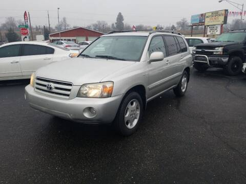 2005 Toyota Highlander for sale at Boise Motor Sports in Boise ID