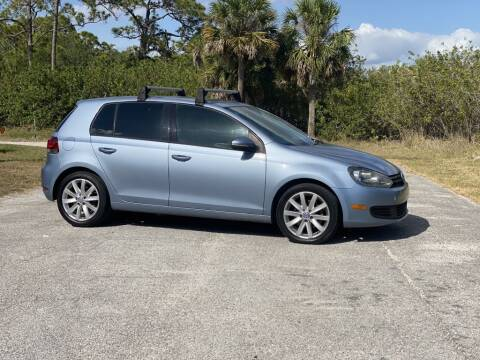 2011 Volkswagen Golf for sale at D & D Used Cars in New Port Richey FL