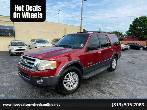 2007 Ford Expedition for sale at Hot Deals On Wheels in Tampa FL