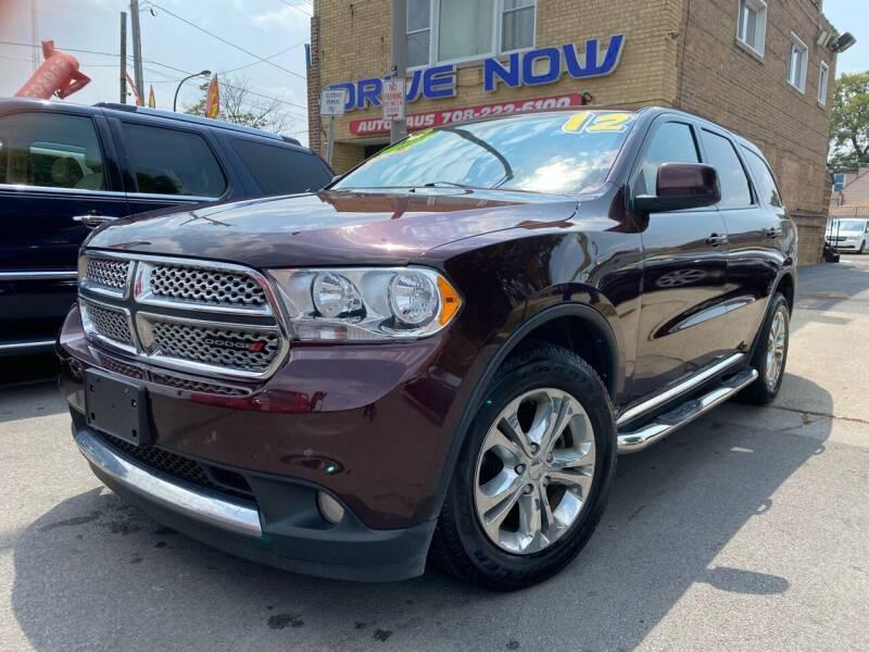 2012 Dodge Durango for sale in Cicero, IL