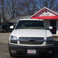2003 Chevrolet Avalanche for sale at PAUL'S PAINT & BODY SHOP in Des Moines IA