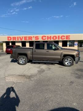 2015 Chevrolet Silverado 1500 for sale at Driver's Choice in Sherman TX