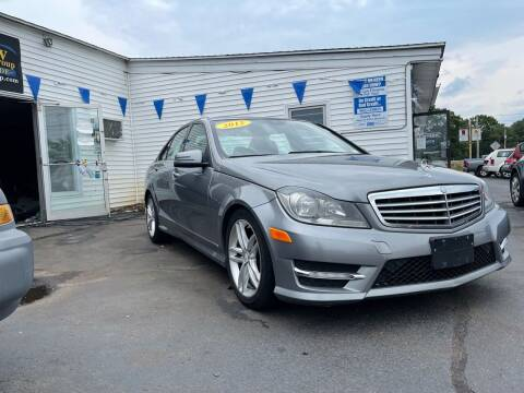2012 Mercedes-Benz C-Class for sale at Plaistow Auto Group in Plaistow NH