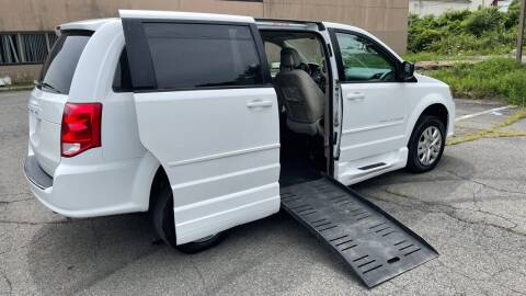 2014 Dodge Grand Caravan for sale at Mobility Solutions in Newburgh NY