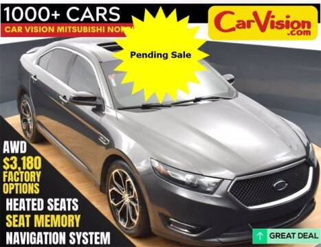 2017 Ford Taurus for sale at Car Vision Buying Center in Norristown PA