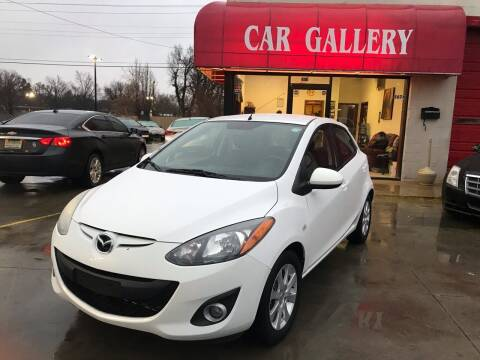 2012 Mazda MAZDA2 for sale at Car Gallery in Oklahoma City OK