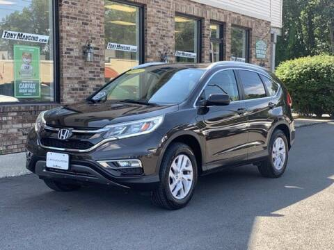 2015 Honda CR-V for sale at The King of Credit in Clifton Park NY
