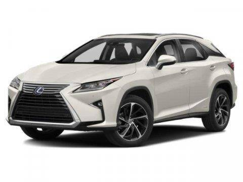 2018 Lexus RX 450h for sale at CU Carfinders in Norcross GA