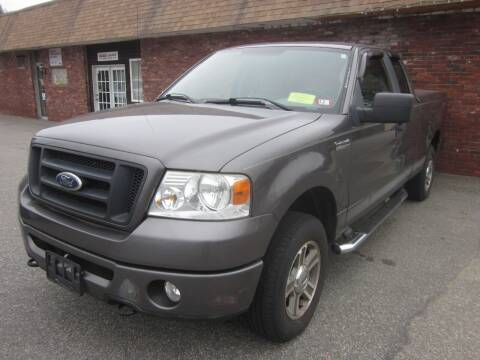 2008 Ford F-150 for sale at Tewksbury Used Cars in Tewksbury MA