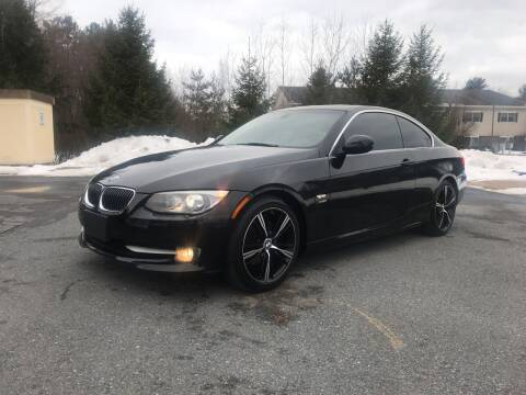 2013 BMW 3 Series for sale at R & R Motors in Queensbury NY