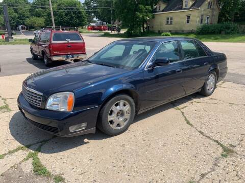 2005 Cadillac DeVille for sale at NJ Quality Auto Sales LLC in Richmond IL