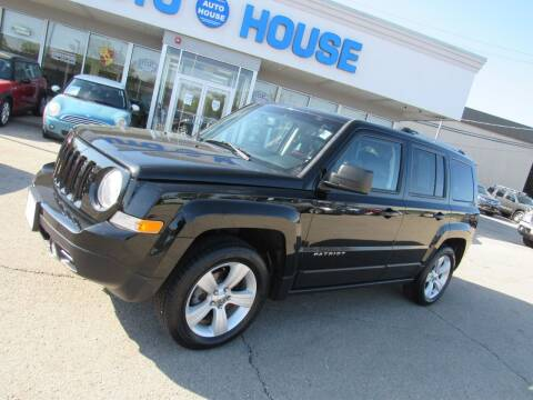 2014 Jeep Patriot for sale at Auto House Motors in Downers Grove IL